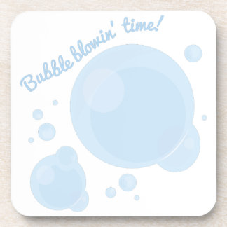 Bubble Blowin Time! Drink Coasters