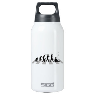 Bubble Blowing Insulated Water Bottle
