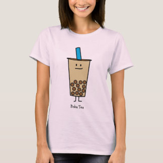 Bubble Boba Pearl Milk Tea Tapioca balls T-Shirt