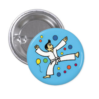 Bubble Boy Button