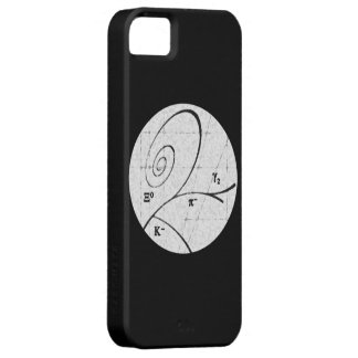 Bubble Chamber iPhone 5 Case