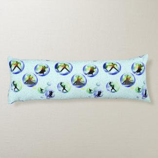 Bubble Dancers Body Pillow