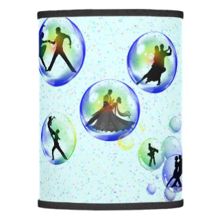 Bubble Dancers Lamp Shade