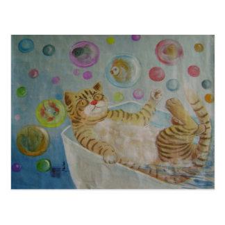 bubble dream post cards