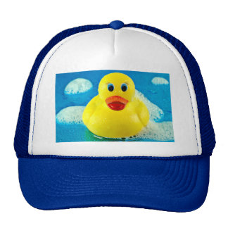 Bubble Duck Trucker Hat