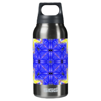 Bubble Factory Kalideoscope 10 Oz Insulated SIGG Thermos Water Bottle