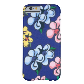 bubble flowers barely there iPhone 6 case
