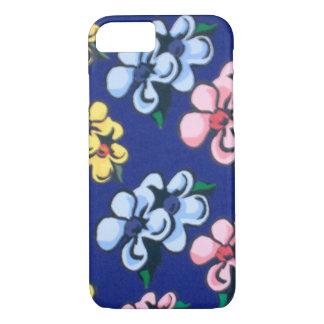 bubble flowers iPhone 7 case