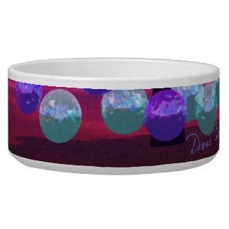 Bubble Garden - Rose and Azure Wisdom Bowl