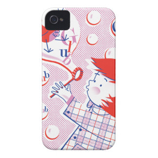 Bubble, Girl! Blackberry Case