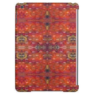 Bubble Glazed Tile Print iPad Air Cover