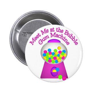 Bubble Gum Machine Pins