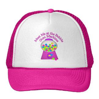Bubble Gum Machine Hat