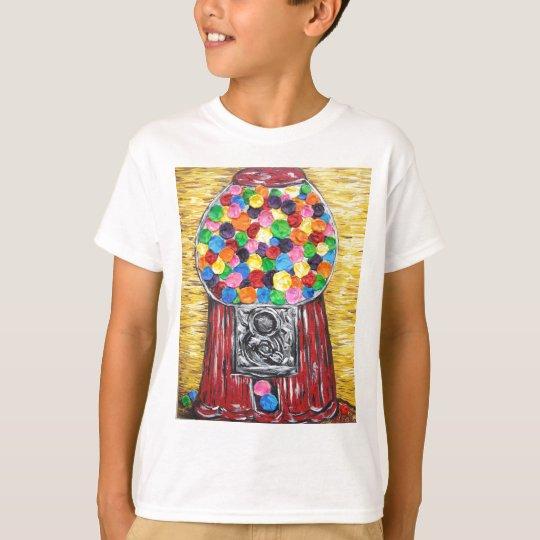 """""""Bubble Gum Machine"""" T-Shirt"""