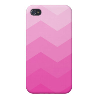 Bubble Gum Ombre Cover For iPhone 4