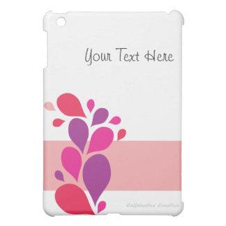 Bubble Gum Pink iPad Case