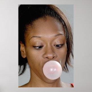 Bubble gum    posters