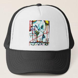 Bubble Gum Riot Trucker Hat