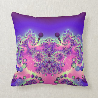 Bubble Koala Variation 1  Throw Pillow