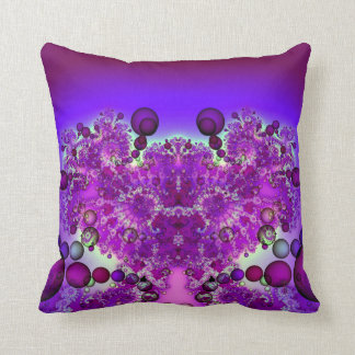 Bubble Koala Variation 2  Throw Pillow