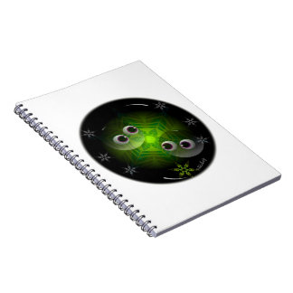 Bubble Love Spiral Notebooks