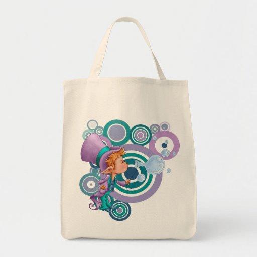 Bubble Magic Tote Bag