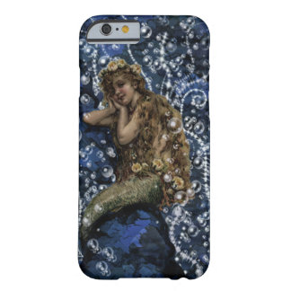 Bubble Maiden: iPhone 6/6s, Barely There Barely There iPhone 6 Case