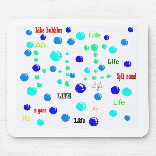 Bubble Mouse Pad