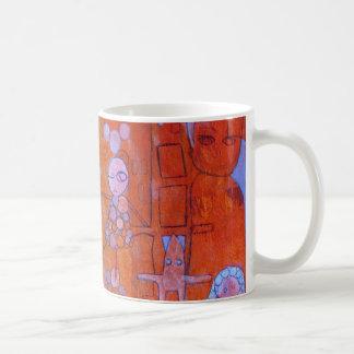 Bubble N' Ova Coffee mug