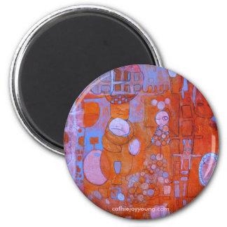 Bubble N' Ova Magnet