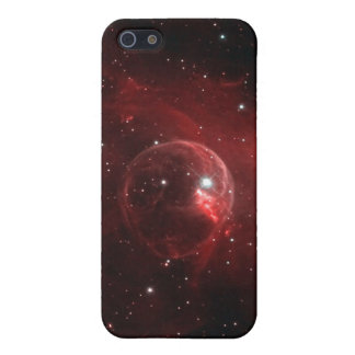 Bubble nebula in space iPhone 5 covers