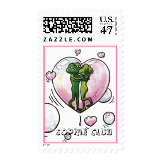 Bubble of Love Postage