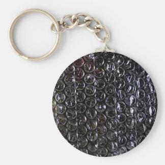 Bubble Plastic Keychain