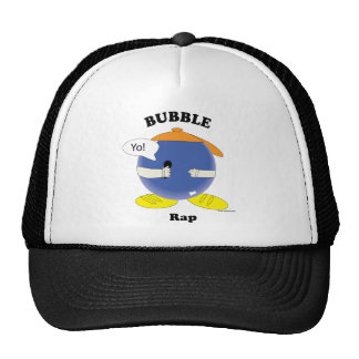 Bubble Rap Baseball Cap
