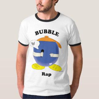 Bubble Rap Men's Ringer T-shirt
