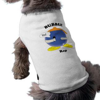 Bubble Rap Pet Outfit Dog Shirt