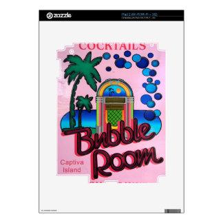 Bubble Room iPad 2 Decal