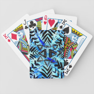 Bubble Sky Star Bicycle Playing Cards