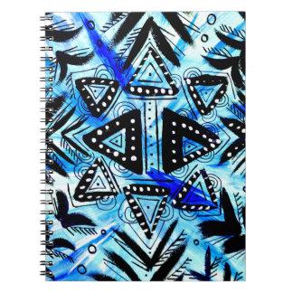 Bubble Sky Star Notebook