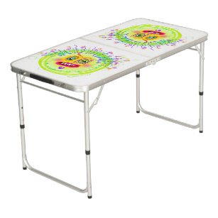 Emoji Beer Pong Tables   Zazzle