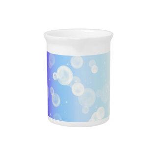 Bubble Sparkle Beverage Pitcher