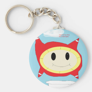 bubble thing keychain