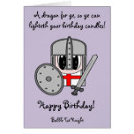 Bubble Tot Knight Cards