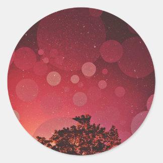 Bubble Tree Stickers