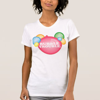 bubble trouble 2 tee shirts