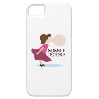 Bubble Trouble iPhone 5 Covers