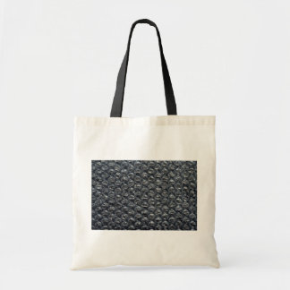 Bubble wrap tote bag