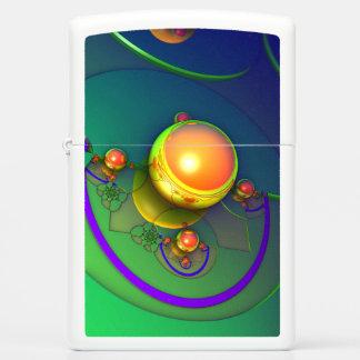 bubble zippo lighter