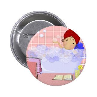 BubbleBath_kat.jpg 2 Inch Round Button