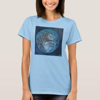 Bubblecats in Cyberspace T-Shirt
